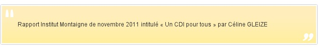 Rapport Institut Montaigne de novembre 2011 int...