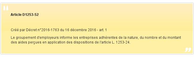Article D1253-52