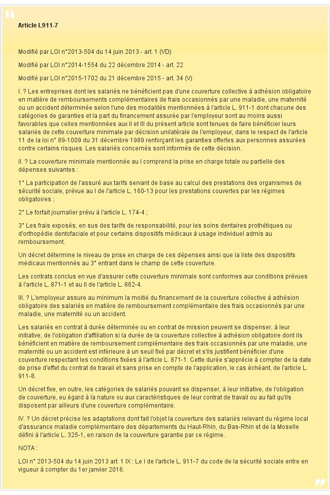 Article L911-7