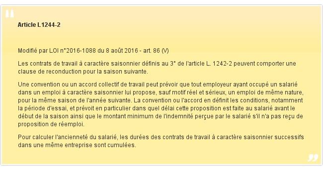 Article L1244-2