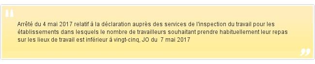 Arrêté du4 mai 2017rel...