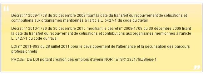 Décret n° 2009-1708 du 30 déc...